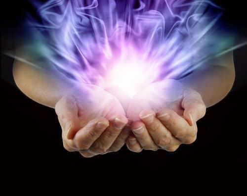 reike en violette vlam