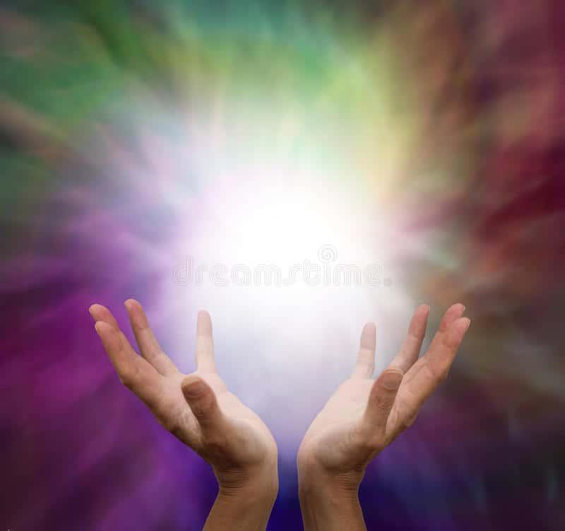 universele energie van het universum